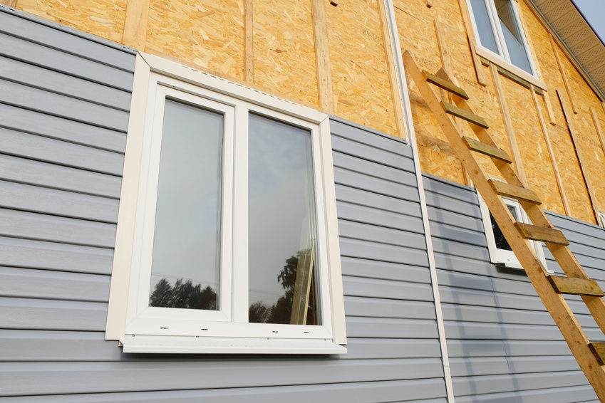 Fiche faire poser un bardage en bois le guide de la maison for Siding choices