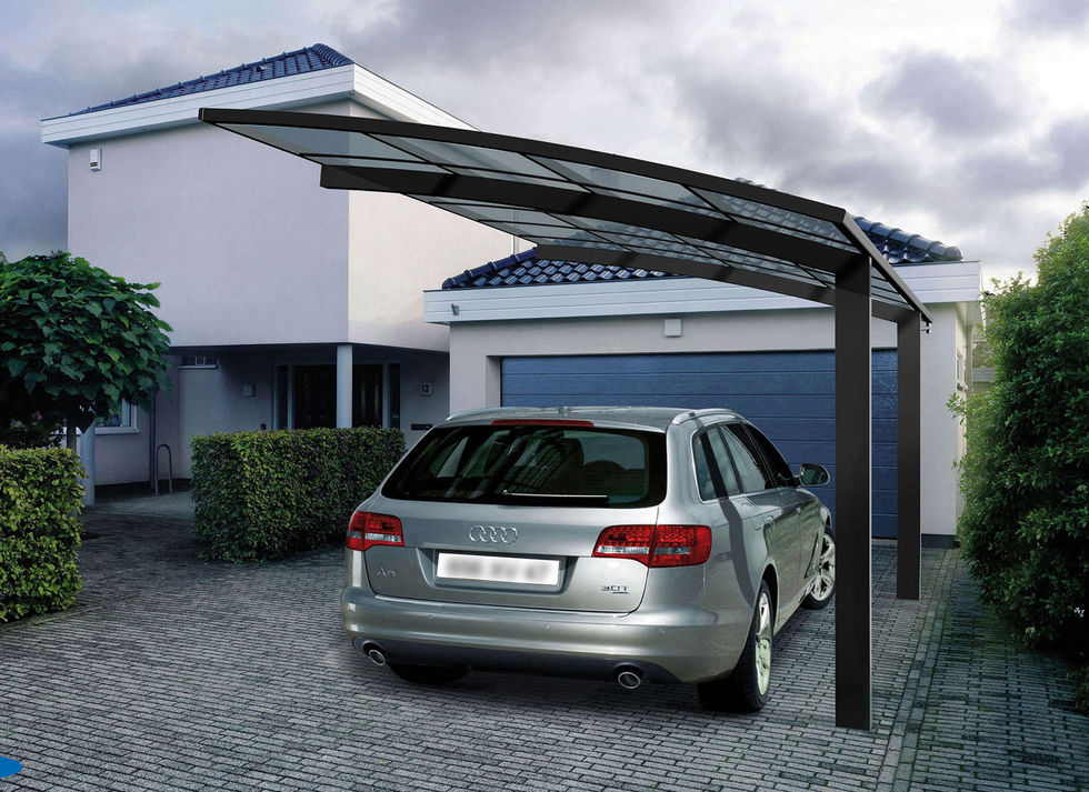 Fiche faire monter un abri pour voiture un carport le for Costruendo un garage per 2 auto